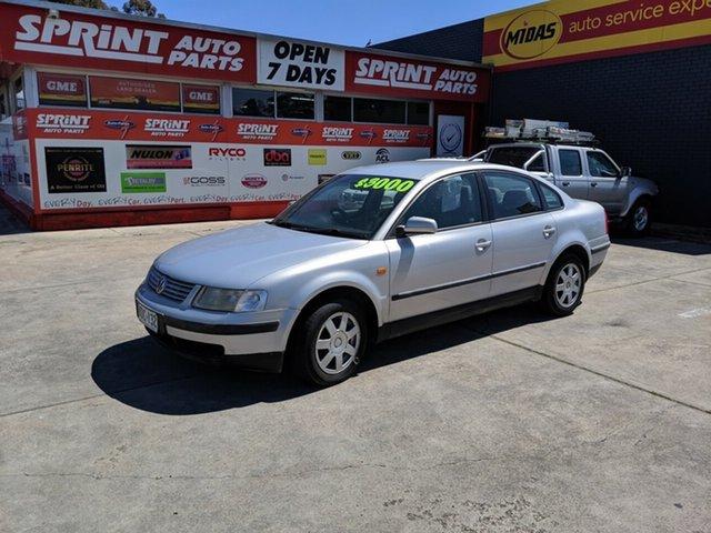 Used Volkswagen Passat  , 1998 Volkswagen Passat Silver 5 Speed Sports Automatic Sedan