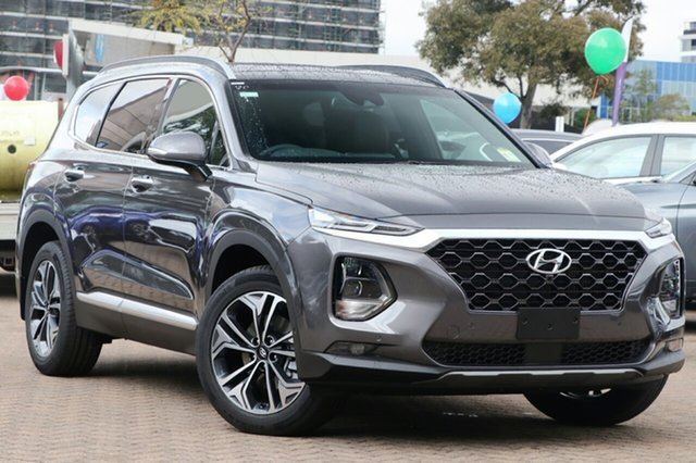 New Hyundai Santa Fe TM.2 MY20 Highlander Nunawading, 2019 Hyundai Santa Fe TM.2 MY20 Highlander Magnetic Force 8 Speed Sports Automatic Wagon
