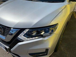 2018 Nissan X-Trail T32 Series II Ti X-tronic 4WD Brilliant Silver 7 Speed Constant Variable Wagon