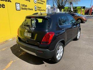 2013 Holden Trax TJ MY14 LTZ Carbon Flash Black 6 Speed Automatic Wagon