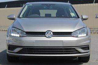 2018 Volkswagen Golf 7.5 MY19 110TSI Trendline Tungsten Silver 6 Speed Manual Hatchback
