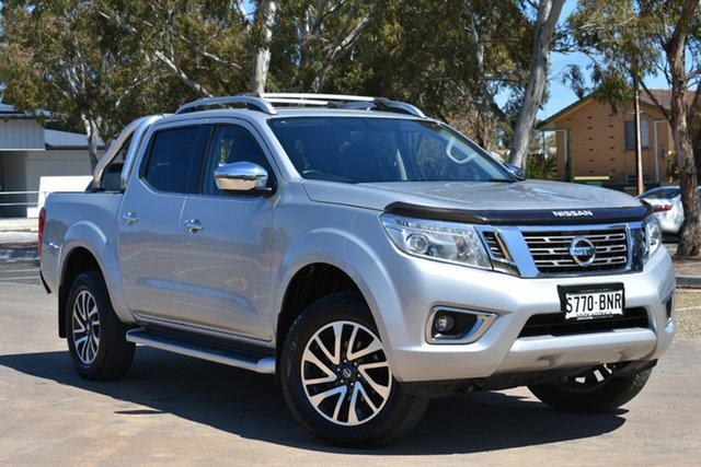 Used Nissan Navara D23 ST-X, 2016 Nissan Navara D23 ST-X Silver 7 Speed Sports Automatic Utility