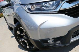 2019 Honda CR-V RW MY19 50 Years Edition FWD Lunar Silver 1 Speed Constant Variable Wagon.