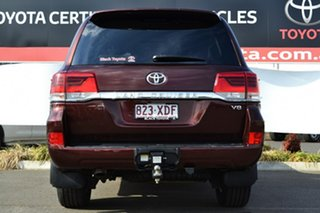 2016 Toyota Landcruiser VDJ200R MY16 GXL (4x4) Copper Brown 6 Speed Automatic Wagon