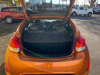 2015 Hyundai Veloster FS4 Series II Coupe Vitamin C 6 Speed Manual Hatchback