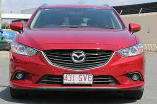 2012 Mazda 6 GJ1021 Touring SKYACTIV-Drive Soul Red 6 Speed Sports Automatic Wagon
