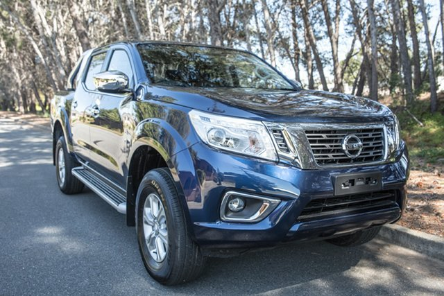 Demo Nissan Navara D23 S3 ST, 2019 Nissan Navara D23 S3 ST Deep Sapphire 7 Speed Sports Automatic Utility