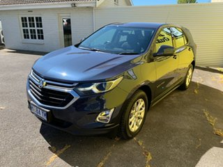 2018 Holden Equinox EQ MY18 LS FWD Blue Steel 6 Speed Sports Automatic Wagon