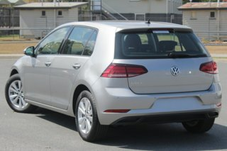2018 Volkswagen Golf 7.5 MY19 110TSI Trendline Tungsten Silver 6 Speed Manual Hatchback.