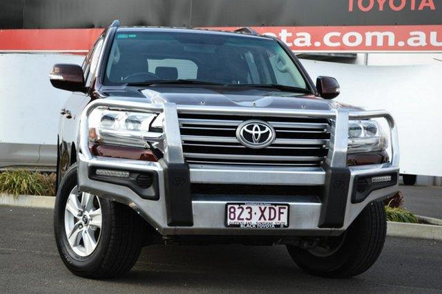 Used Toyota Landcruiser VDJ200R MY16 GXL (4x4), 2016 Toyota Landcruiser VDJ200R MY16 GXL (4x4) Copper Brown 6 Speed Automatic Wagon