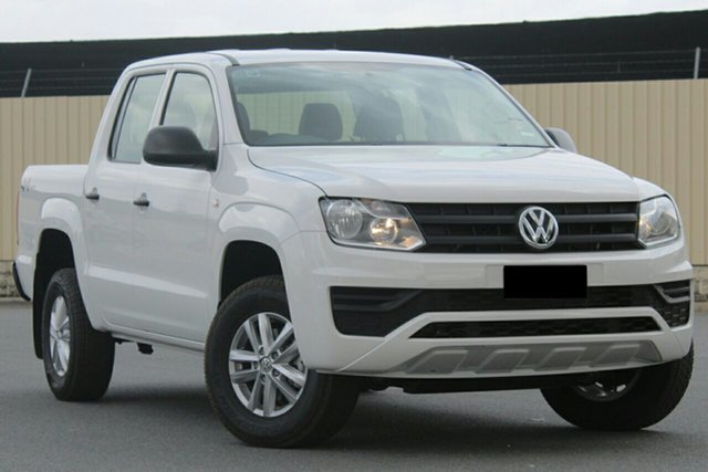 New Volkswagen Amarok 2H MY19 TDI420 4MOTION Perm Core, 2019 Volkswagen Amarok 2H MY19 TDI420 4MOTION Perm Core Candy White 8 Speed Automatic Utility