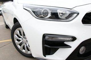 2020 Kia Cerato BD MY20 S Snow White Pearl 6 Speed Sports Automatic Hatchback.