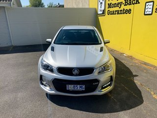 2016 Holden Commodore VF II MY16 SS V Silver 6 Speed Sports Automatic Sedan.