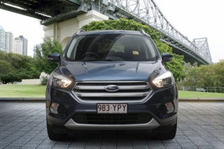 2019 Ford Escape ZG 2019.25MY Trend 2WD Blue Metallic 6 Speed Sports Automatic Wagon.