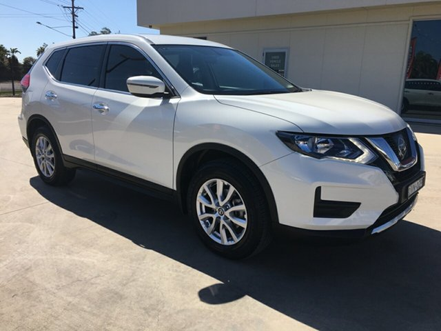 Used Nissan X-Trail T32 Series II ST X-tronic 2WD, 2017 Nissan X-Trail T32 Series II ST X-tronic 2WD 7 Speed Constant Variable Wagon