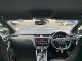 2019 Skoda Octavia NE MY19 RS Sedan DSG 180TSI Silver 7 Speed Sports Automatic Dual Clutch Liftback