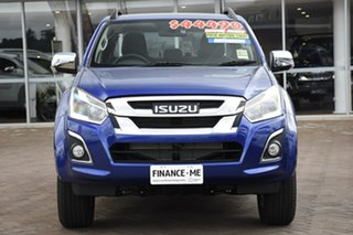 2020 Isuzu D-MAX MY19 LS-T Crew Cab Cobalt Blue 6 Speed Sports Automatic Utility