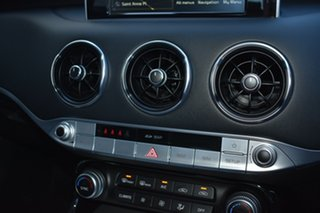 2018 Kia Stinger CK MY18 GT Fastback Blue 8 Speed Sports Automatic Sedan
