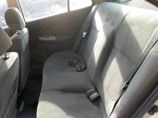 2005 Nissan Pulsar N16 MY2004 ST-L Silver 4 Speed Automatic Sedan