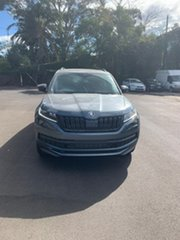 2019 Skoda Kodiaq NS MY19 132TSI DSG Sportline Grey 7 Speed Sports Automatic Dual Clutch Wagon.