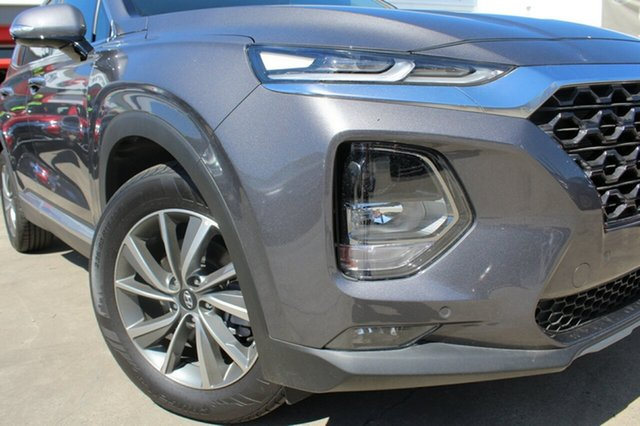 Demo Hyundai Santa Fe TM MY19 Elite, 2018 Hyundai Santa Fe TM MY19 Elite Magnetic Force 8 Speed Sports Automatic Wagon