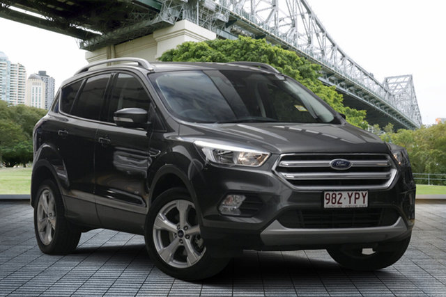 Used Ford Escape ZG 2019.25MY Trend AWD, 2019 Ford Escape ZG 2019.25MY Trend AWD Magnetic 6 Speed Sports Automatic Wagon