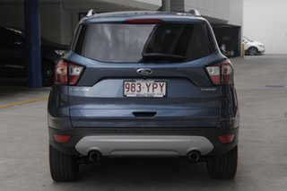 2019 Ford Escape ZG 2019.25MY Trend 2WD Blue Metallic 6 Speed Sports Automatic Wagon