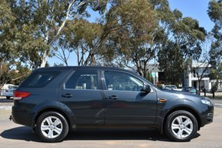 2014 Ford Territory SZ TX Seq Sport Shift Grey 6 Speed Sports Automatic Wagon.
