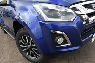 2020 Isuzu D-MAX MY19 LS-T Crew Cab Cobalt Blue 6 Speed Sports Automatic Utility.