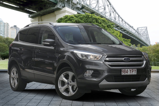 Used Ford Escape ZG 2019.25MY Trend 2WD, 2019 Ford Escape ZG 2019.25MY Trend 2WD Magnetic 6 Speed Sports Automatic Wagon