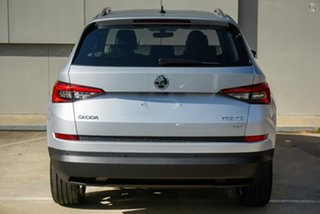 2019 Skoda Kodiaq NS MY19 132TSI DSG Silver 7 Speed Sports Automatic Dual Clutch Wagon.