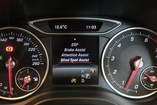 2016 Mercedes-Benz A-Class W176 807MY A180 D-CT Black 7 Speed Sports Automatic Dual Clutch Hatchback