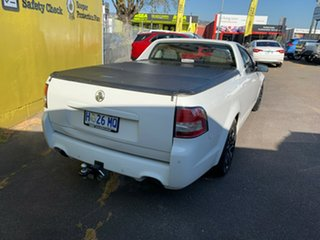 2013 Holden Ute VF MY14 Ute Heron White 6 Speed Sports Automatic Utility