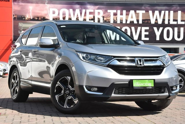 Used Honda CR-V RW MY18 VTi-L FWD, 2018 Honda CR-V RW MY18 VTi-L FWD Silver 1 Speed Constant Variable Wagon