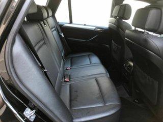 2010 BMW X5 E70 MY11 xDrive35i Steptronic Black 8 Speed Sports Automatic Wagon