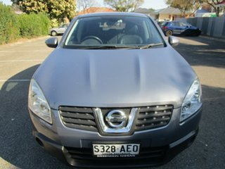 2009 Nissan Dualis J10 MY10 TI (4x2) 6 Speed Manual Wagon.