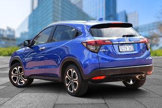2018 Honda HR-V MY18 VTi-LX Blue 1 Speed Constant Variable Hatchback.