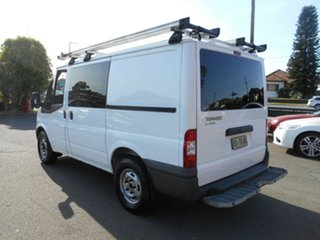 2009 Ford Transit VM MY08 Low (SWB) White 6 Speed Manual Van.