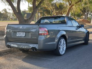 2011 Holden Ute VE II SS Grey 6 Speed Manual Utility.
