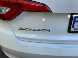 2016 Hyundai Sonata LF2 MY16 Active White 6 Speed Sports Automatic Sedan