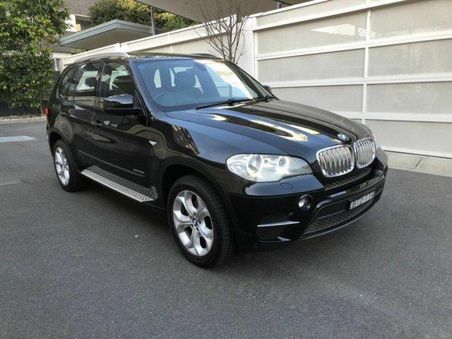 Used BMW X5 E70 MY11 xDrive35i Steptronic, 2010 BMW X5 E70 MY11 xDrive35i Steptronic Black 8 Speed Sports Automatic Wagon