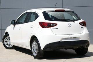 2019 Mazda 2 DJ2HAA Neo SKYACTIV-Drive Snowflake White 6 Speed Sports Automatic Hatchback