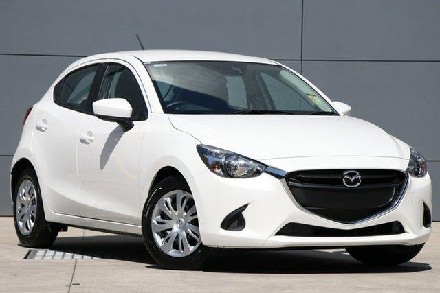 New Mazda 2 DJ2HAA Neo SKYACTIV-Drive, 2019 Mazda 2 DJ2HAA Neo SKYACTIV-Drive Snowflake White 6 Speed Sports Automatic Hatchback