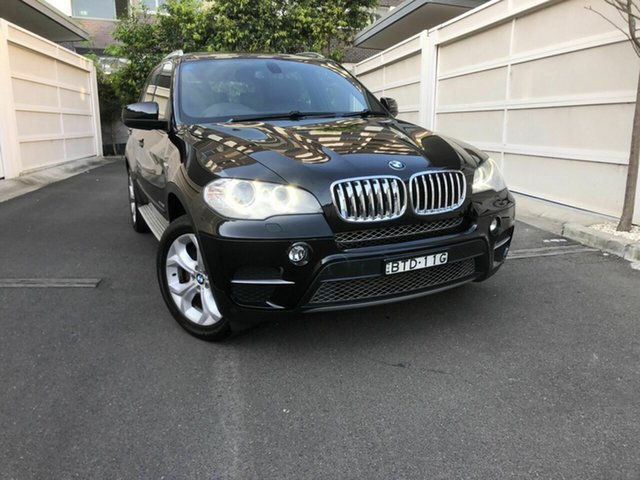 Used BMW X5 E70 MY11 xDrive35i Steptronic, 2010 BMW X5 E70 MY11 xDrive35i Steptronic Black 8 Speed Sports Automatic Wagon