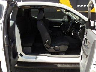 2012 Ford Ranger PX XL Super Cab Glacier White 6 Speed Manual Utility
