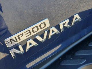 2015 Nissan Navara D23 ST Blue 6 Speed Manual Utility