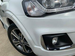 2017 Holden Captiva CG MY17 LTZ AWD Summit White 6 Speed Sports Automatic Wagon.