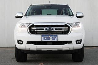 2019 Ford Ranger PX MKIII 2019.0 XLT Pick-up Double Cab Arctic White 6 Speed Sports Automatic.