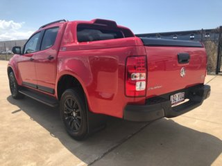 2018 Holden Colorado RG MY19 Z71 Pickup Crew Cab Absolute Red 6 Speed Sports Automatic Utility