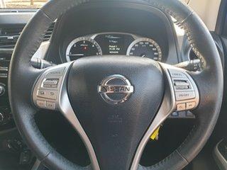 2015 Nissan Navara D23 ST Blue 6 Speed Manual Utility.